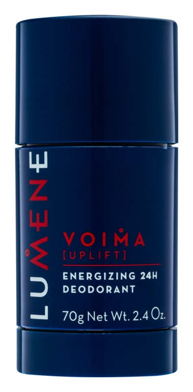 Lumene Men Voima [Uplift] deodorant solid energizant 24 de ore